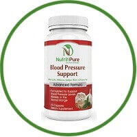 NutritiPure Advanced Blood Pressure Support