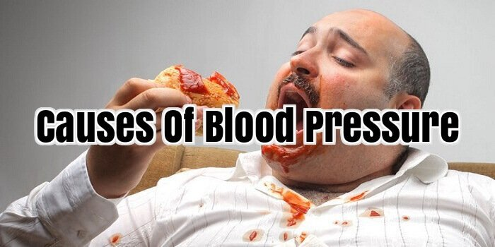 Causes Of Blood Pressure