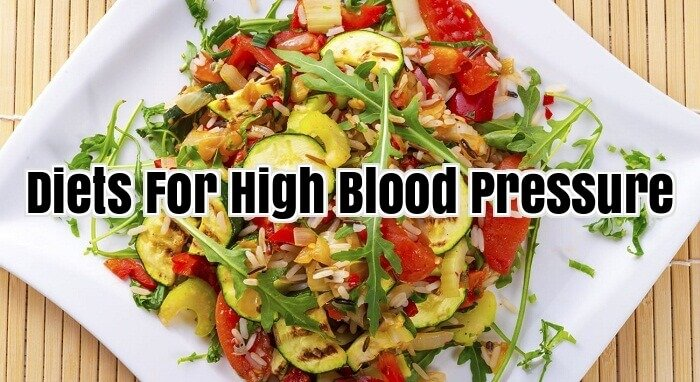 Diets For High Blood Pressure