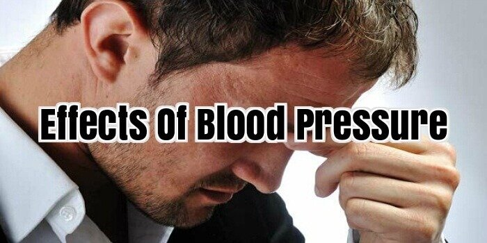 Effects Of Blood Pressure